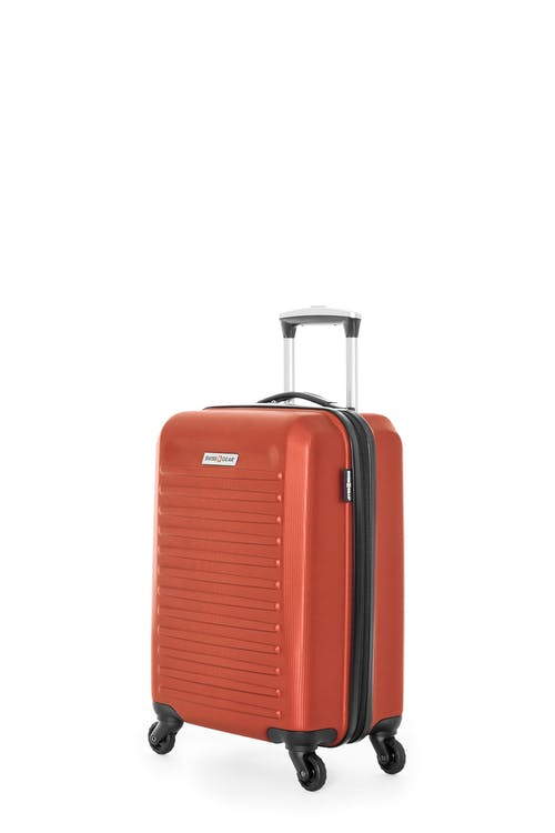 Swissgear Intercontinental Collection Carry-On Hardside Luggage - Orange