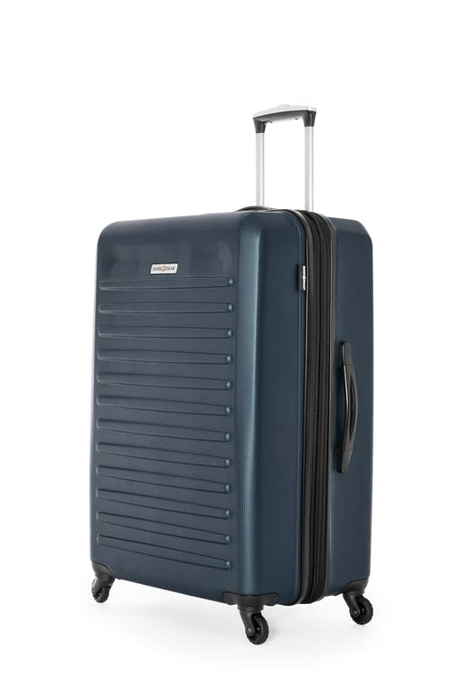 "Swissgear Intercontinental Collection 28"" Expandable Hardside Luggage - Blue"