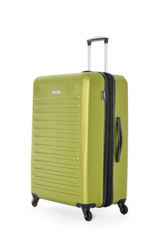 "Swissgear Intercontinental Collection 28"" Expandable Hardside Luggage - Lime Green"