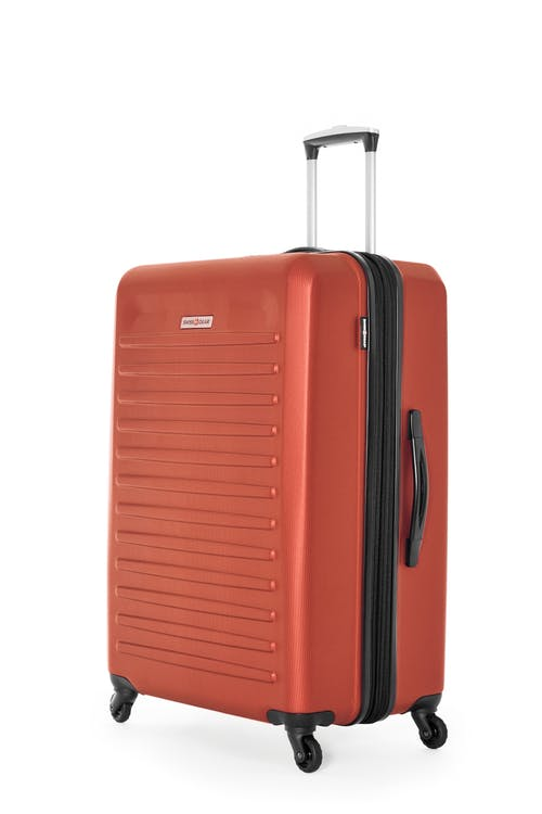 "Swissgear Intercontinental Collection 28"" Expandable Hardside Luggage - Orange"