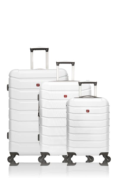 Swissgear Vaiana Collection Hardside Luggage 3 Piece Set