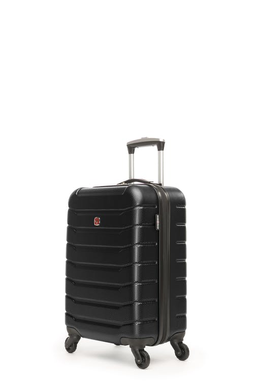 Swissgear Vaiana Collection Carry-On Hardside Luggage - Black
