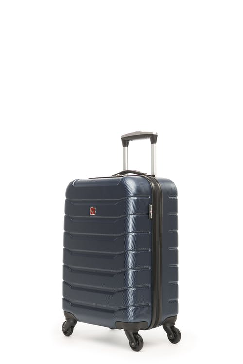 Swissgear Vaiana Collection Carry-On Hardside Luggage - Navy