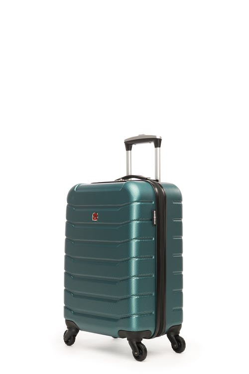 Swissgear Vaiana Collection Carry-On Hardside Luggage - Teal