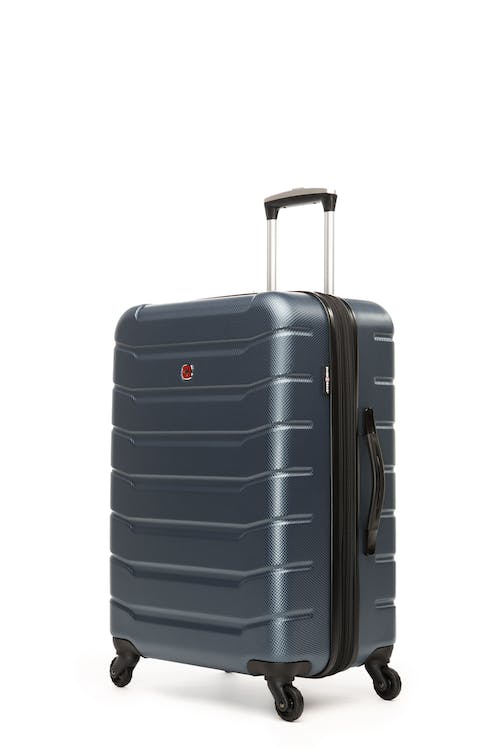 """Swissgear Vaiana Collection 24"""" Expandable Hardside Luggage - Navy"""