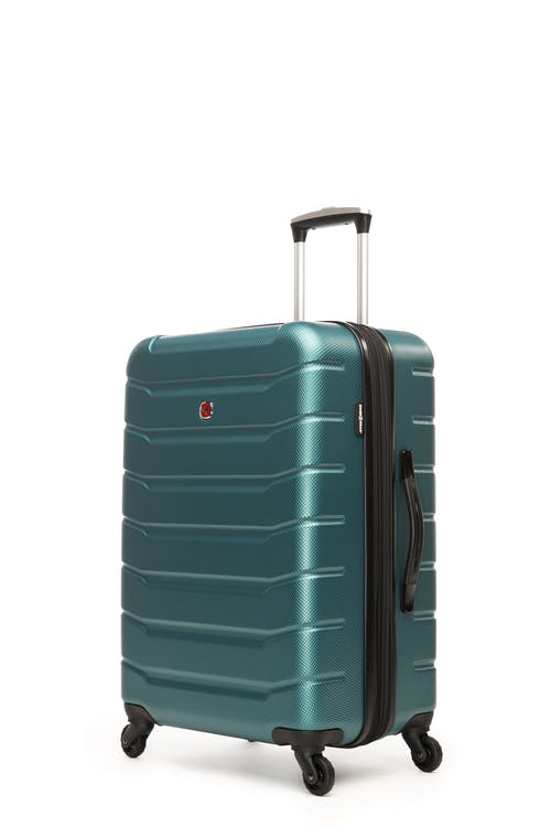 """Swissgear Vaiana Collection 24"""" Expandable Hardside Luggage - Teal"""
