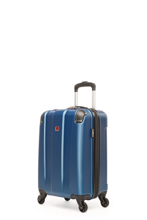 Swissgear Protector Collection Carry-On Hardside Luggage - Blue