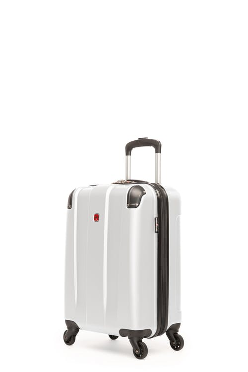 Swissgear Protector Collection Carry-On Hardside Luggage - White