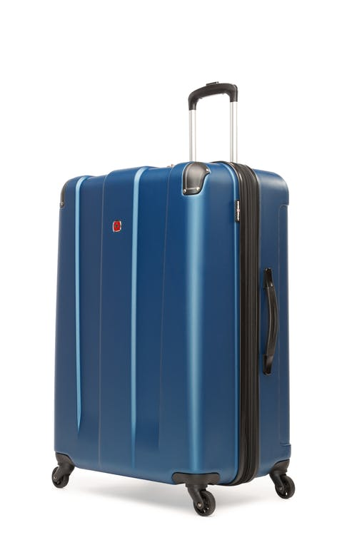 "Swissgear Protector Collection 28"" Expandable Hardside Luggage - Blue"
