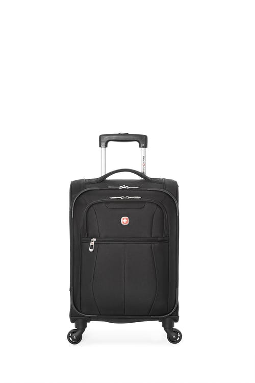 Swissgear Classic Collection - Carry-On Upright Luggage  Effortlessly moves in any direction