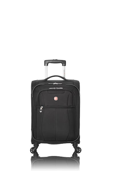 Swissgear Classic Collection Carry-On Upright Luggage - Black
