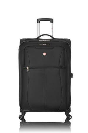 """Swissgear Classic Collection 28"""" Expandable Upright Luggage - Black"""
