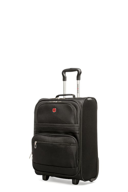 Swissgear Baffin II Collection Carry-On Softside Luggage - Black