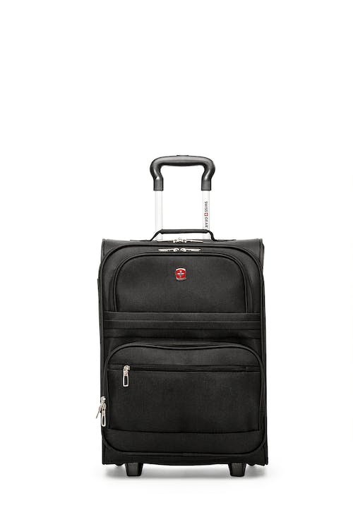 Swissgear Baffin II Collection Carry-On Softside Luggage  Meets all Canadian carry-on standards