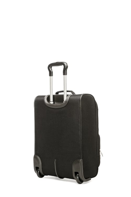 Swissgear Baffin II Collection Carry-On Softside Luggage  Constructed of durable polyester
