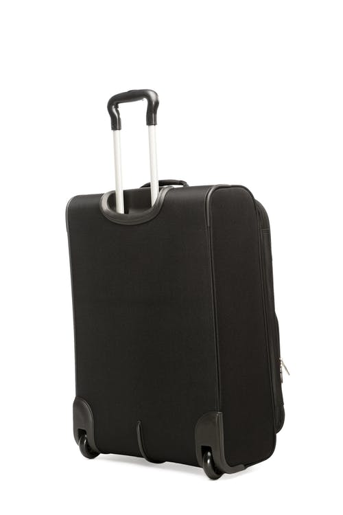 "Swissgear Baffin II Collection 24"" Expandable Softside Luggage  Constructed of durable polyester"