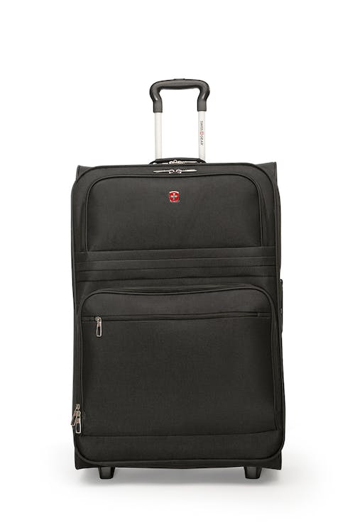 """Swissgear Baffin II Collection 28"""" Expandable Softside Luggage  Expansion feature for extra packing capacity"""