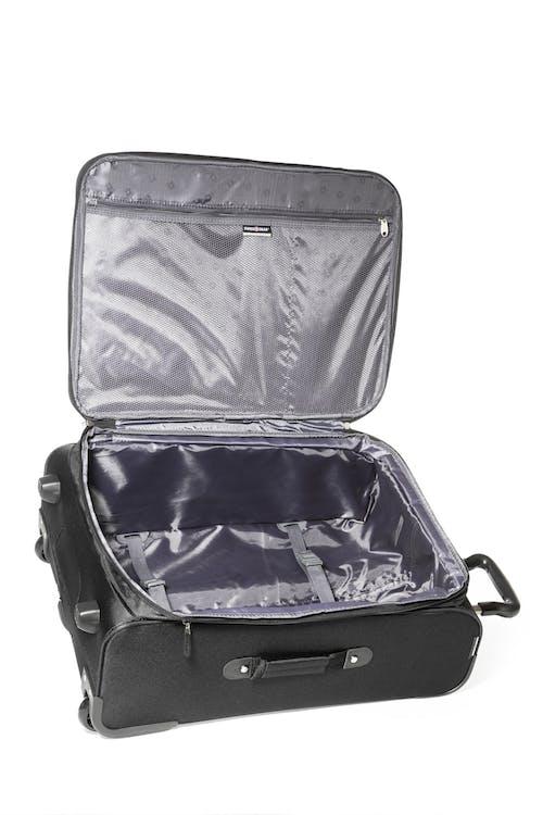 "Swissgear Baffin II Collection 28"" Expandable Softside Luggage  Mesh zippered pocket"