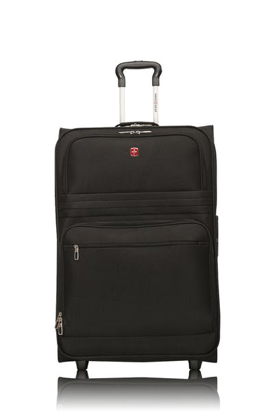 "Swissgear Baffin II Collection 28"" Expandable Softside Luggage - Black"