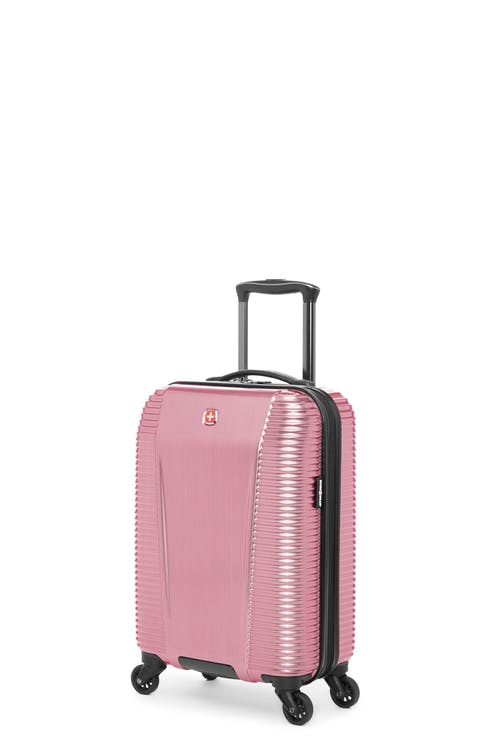 Swissgear Whistler Collection - Carry-On Hardside Luggage - Ruby Red
