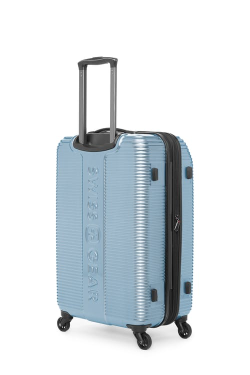 """Swissgear Whistler Collection 24"""" Expandable Hardside Luggage  Rugged ABS construction"""