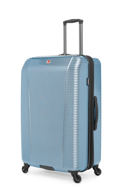 """Swissgear Whistler Collection 28"""" Expandable Hardside Luggage - Teal"""