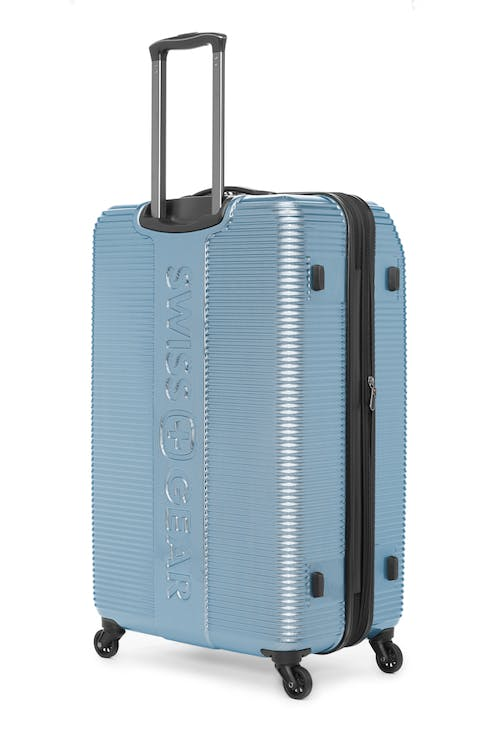 """Swissgear Whistler Collection 28"""" Expandable Hardside Luggage  Split case shell"""