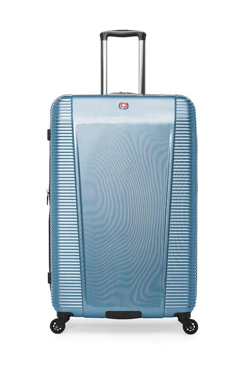 """Swissgear Whistler Collection 28"""" Expandable Hardside Luggage  Rugged ABS construction"""
