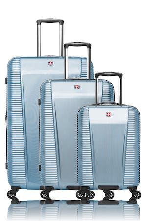 Swissgear Whistler Collection - Hardside Luggage 3 Piece Set