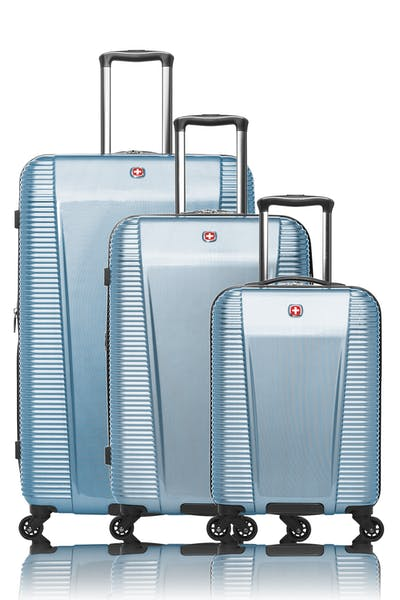 Swissgear Whistler Collection Hardside Luggage 3 Piece Set