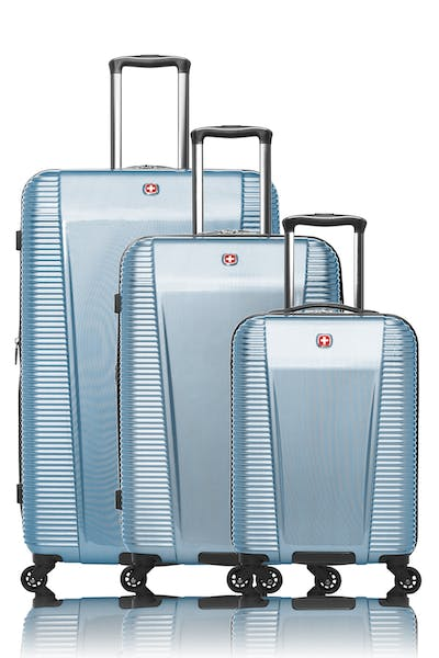 Swissgear Collection de bagages Whistler - Ensemble de 3 valises rigides