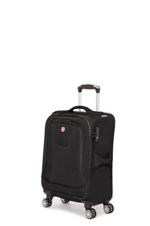 Swissgear SW18169 - Neolite III Collection Carry-on Upright - BLACK