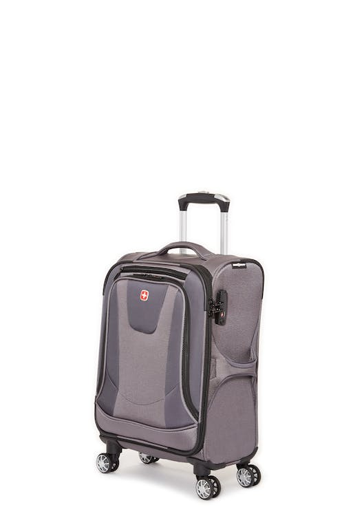 Swissgear Neolite III Collection Carry-On Upright Luggage - Grey