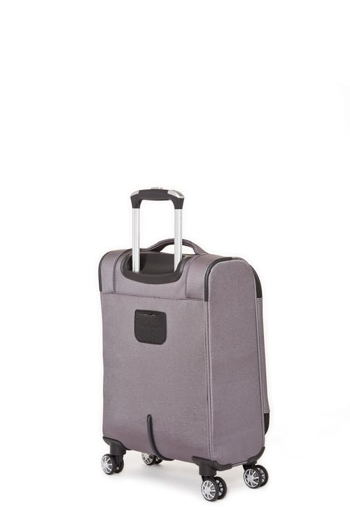 Swissgear Neolite III Collection - Carry-On Upright Luggage  Top and side carry handle