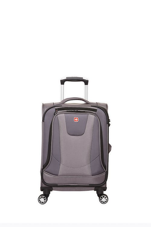 Swissgear Neolite III Collection - Carry-On Upright Luggage  Front zippered pockets