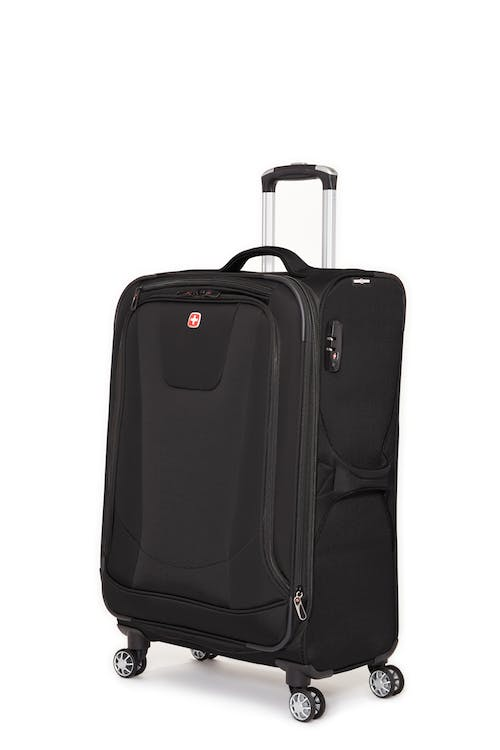"Swissgear SW18174 - Neolite III Collection 24"" Expandable Upright - BLACK"