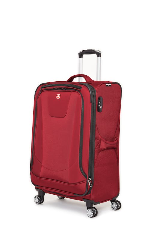 "Swissgear Neolite III Collection 24"" Expandable Upright Luggage - Red"