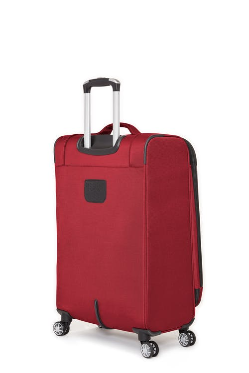 "Swissgear Neolite III Collection 24"" Expandable Upright Luggage  Top and side carry handle"