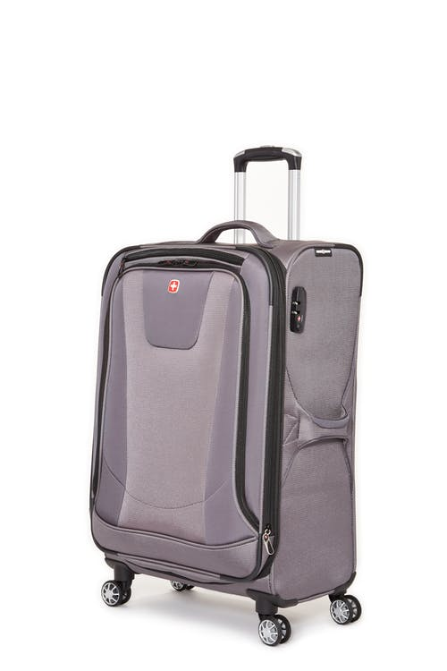 "Swissgear SW18174 - Neolite III Collection 24"" Expandable Upright - GREY"