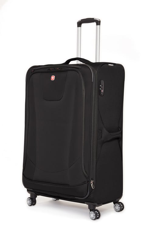 "Swissgear Neolite III Collection 28"" Expandable Upright Luggage - Black"