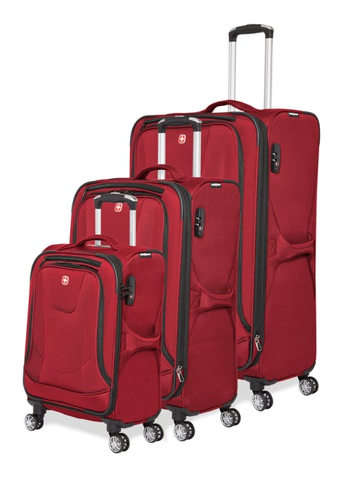 Swissgear Neolite III Collection Upright Luggage 3 Piece Set