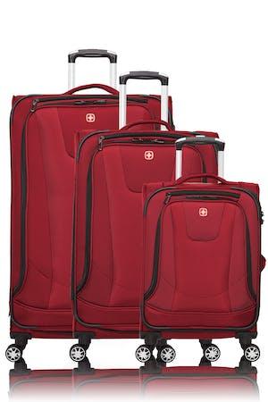 Swissgear Collection de bagages Neolite III - Ensemble de 3 valises souples