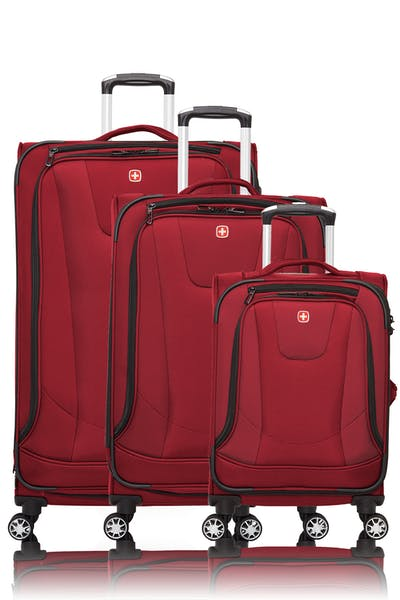 Swissgear Collection de bagages Neolite III - Ensemble de 3 valises souples
