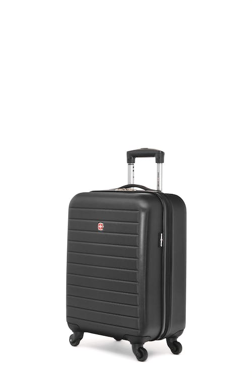 Swissgear In-Transit Collection - Carry-On Hardside Luggage - Black