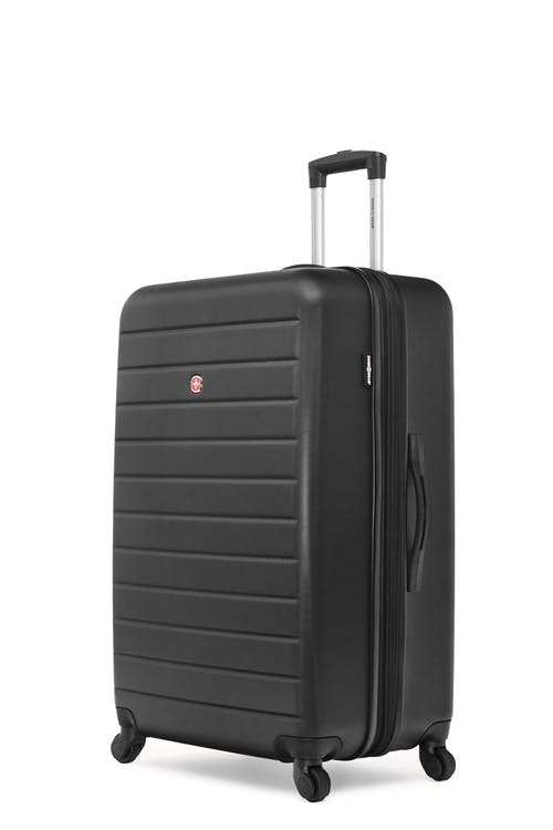 """Swissgear In-Transit Collection 28"""" Expandable Hardside Luggage - Black"""