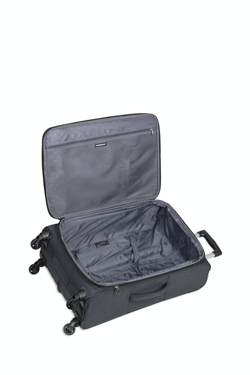 "Swissgear 2140 18"" Spinner Luggage - Open View"