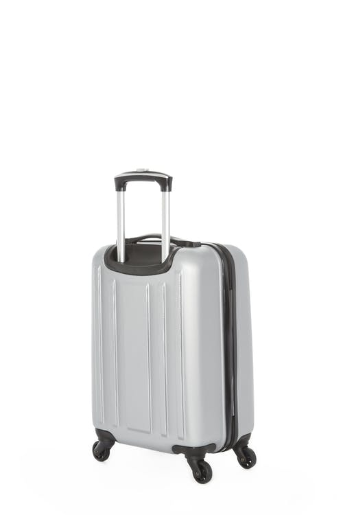 Swissgear La Sarinne Collection - Carry-On Hardside Luggage  360-degree spinner wheels