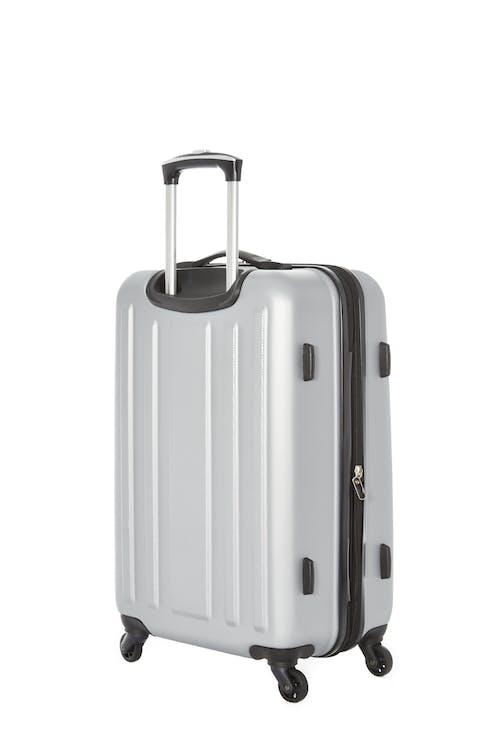 """Swissgear La Sarinne Collection 24"""" Expandable Hardside Luggage  Maximum maneuverability"""
