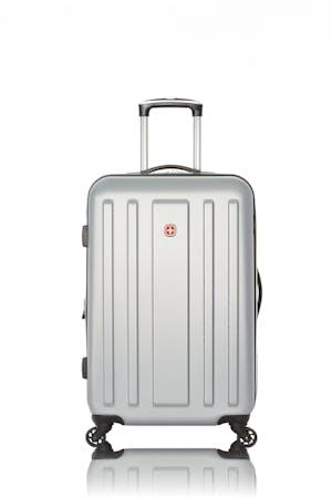 Swissgear Collection de bagages La Sarinne - Valise rigide extensible de 24 po