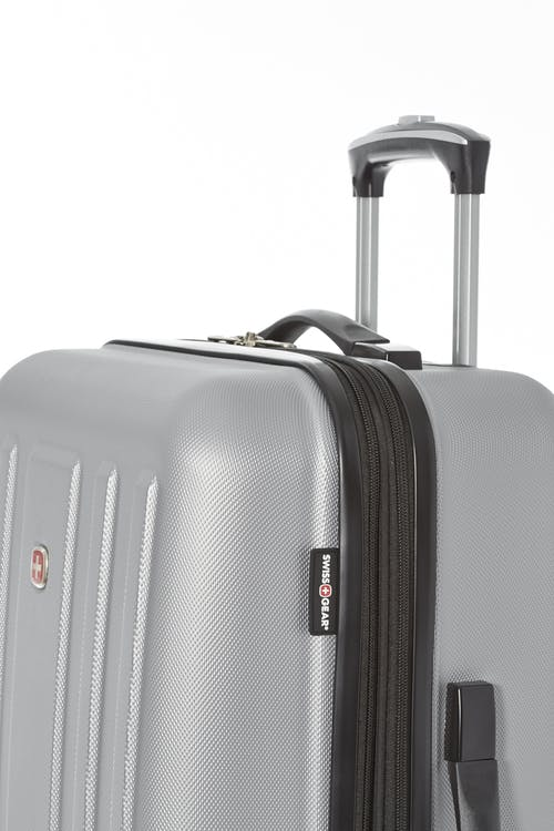 Swissgear La Sarinne Collection Hardside Luggage 3 Piece Set  Expands for additional space